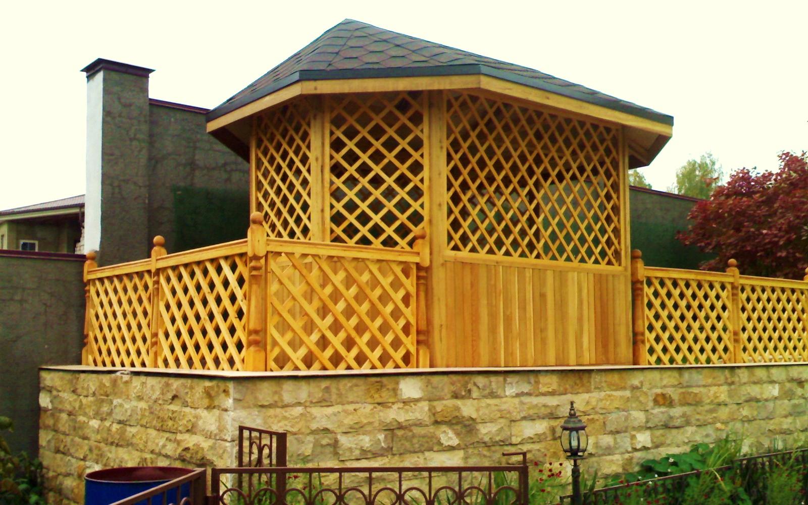 Строительство коттеджей и деревянных